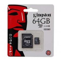 64GB  SD CARD - Included with Camera Purchase