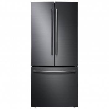 21.6 Cu. Ft. Stainless Steel French Door Refrigerator