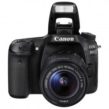 canon EOS 80D DSLR + Accessory Kit