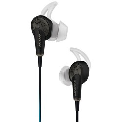 BOSE QuietComfort® 20  In Ear Acoustic Noise Cancelling® headphones