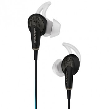 In Ear Acoustic Noise Cancelling® headphones QuietComfort® 20 for Apple
