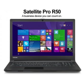 "15.6"" Gently used Toshiba R50-C"