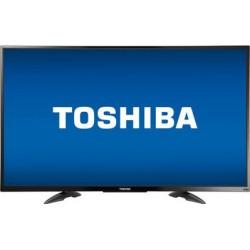 "50"" 4K UHD HDR LED Fire Smart TV Toshiba"