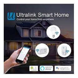 Ultralink Smart Home Bundle - Door Bell, Starter Kit and Outdoor Plug