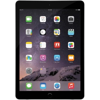 Apple iPad Air 2 9.7-inch - Wi-Fi - 64GB - Space Gray - Recertified